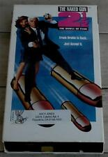 Gently Used VHS Video, The Naked Gun, 2 1/2, The Smell of Fear, VG COND