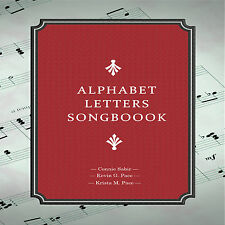 ALPHABET LETTERS SONGBOOK CD. Educational music. Kevin G. Pace. Literacy.