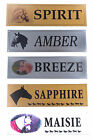 Horse Stable Sign Door Personalised Name Plaque Free Delivery