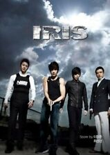 USED OST / IRIS (KBS Korean drama) - unpublished photo collection collected CD