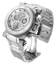 Invicta 51mm Coalition Forces Swiss 17639Chronograph All Stainless Steel Watch