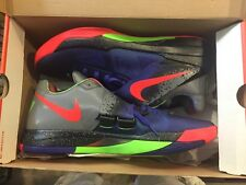 NIKE ZOOM KD IV 4 NERF PROMO BOX SIZE 17 NBA issued