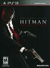 NEW! HITMAN: Absolution Professional Edition PS3 (PlayStation 3, 2012)
