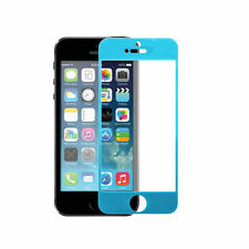 3X Multi Color Ultra Clear Screen Protector Guard Shield For iPhone SE 5S 5C 5