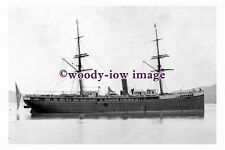 rs0136 - American Pacific Mail SS Co Liner - Granada , built 1873 - photograph