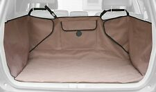 Waterproof Car Seat Cover Protector Pet Dog Cargo Auto Van SUV Quilted Liner