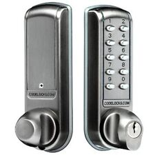 Codelock CL2255 Electronic Combination Lock for Wood / Metal Doors Mortice Latch
