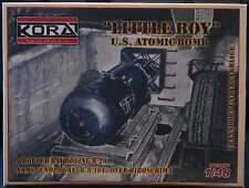 KORA Models 1/48 LITTLE BOY ATOMIC BOMB