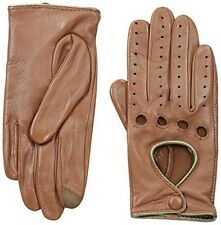 Touchpoint Smartphone Women's Driver Genuine Leather Gloves Saddle Medium