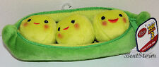 "8"" Disney Toy Story 3 Peas in a Pod Bean Bag Soft Plush Removable Learning Toy"