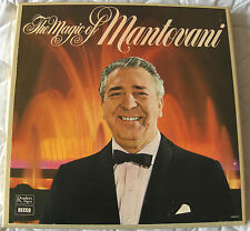 READERS DIGEST - THE MAGIC OF MANTOVANI - 7 LP VINYL BOX SET - GREAT CONDITION