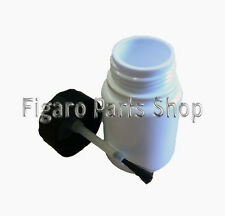 Nissan Figaro Touch Up Paint Pot - Roof White