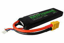 YUKI MODEL LiPo Akku • 2s1p • 7,4V • 1.800mAh • 30C • KRYPTONIUM • XT60