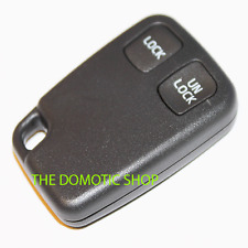 COQUE CLE VOLVO S40 V40 2 BOUTONS TELECOMMANDE  REMOTE KEY CASE PLIP