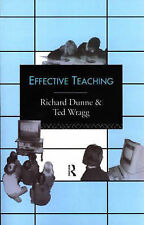 Effective Teaching by Prof. E. C. Wragg, Richard Dunne (Paperback, 1994)