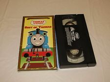 Thomas and Friends Train Best OF collector's edition kids VHS RARE tape movie