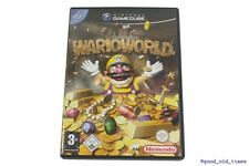 ## Warioworld / Wario World (Deutsch) Nintendo GameCube / GC Spiel - TOP ##