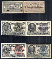 1893 Chicago World's Columbian Exposition Ticket Lot of 8 + Envelope*