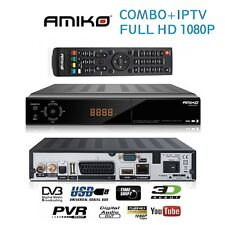 DECODER AMIKO MINI COMBO FULL HD SATELLITARE E TERRESTRE CCCAM