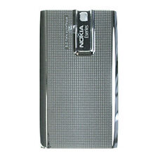 Genuine Original Battery Back Cover Door For Nokia E66- Greyish Silver