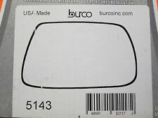 BURCO MIRROR GLASS # 5143 FITS JEEP GRAND CHEROKEE RIGHT PASSENGER SIDE