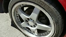 """4 Rays Engineering 5 Zigen 5ZR Copse wheels 17"""" with tires"""