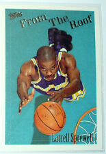 CARTE NBA BASKET BALL 1995 PLAYER CARDS LATRELL SPREWELL (240)