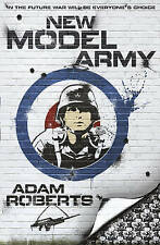 New Model Army, Roberts, Adam, Used; Good Book