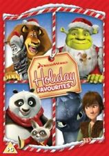 Dreamworks Holiday Favourites (DVD, 2013), BARGAIN dvd, shrek, kung fu panda
