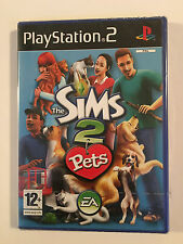 The Sims 2: Pets For Sony Playstation 2 (PS2)