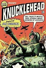 Knucklehead: Tall Tales & Almost True Stories About Growing Up Scieszka by Jo...