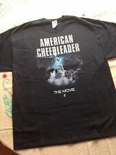 "NWOT Mens ""AMERICAN CHEERLEADER - THE MOVIE"" Promo Tee T-shirt XL new"