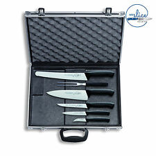 F Dick Pro Dynamic 6pc Knife Set With Magnetic Carry Case 8116700
