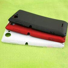 For Sony Xperia Series OEM Battery Back Housing Glass Cover Black + Adhesive