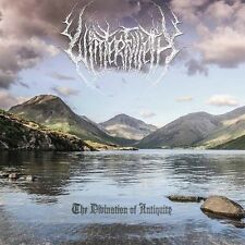 Winterfylleth - The Divination of Antiquity CD 2014 jewel case black metal