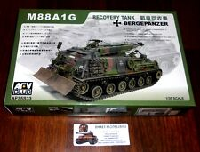 german BW Bundeswehr  Panzer M88A1G Bergepanzer 1:35 AFV Club  Neu 35S33