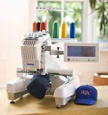 Brother PR-620 6 Needle Embroidery Machine Brand New sealed Box