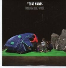 (BC441) Young Knives, Dyed In The Wool - 2008 DJ CD