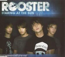 ROOSTER - Staring At The Sun (UK 2 Trk CD Single Pt 1)