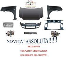 KIT MUSO MUSATA FRONTALE COMPLETA FIAT PANDA 09 - 12 COMPLETO DI VERNICIATURA