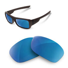 Polarized Replacement Lenses for Oakley montefrio blue mirror color