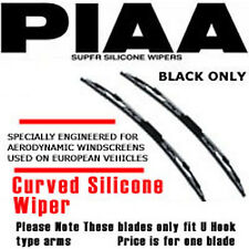 PIAA Silicone Wiper Blade Black CURVED 18""