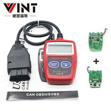 MS309 CAN OBDII OBD2 EOBD Diagnostic Scanner Code Reader Car Tool