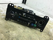 JDM TOYOTA MR2 AW11 1984 MANUAL A/C CLIMATE CONTROLLER
