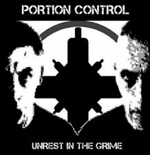 """Portion Control – Unrest In The Grime 12"""" Vinyl/CD NEW!!"""