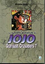 LE BIZZARRE AVVENTURE DI JOJO - STARDUST CRUSADERS 7 DI 10 - STAR COMICS NUOVO