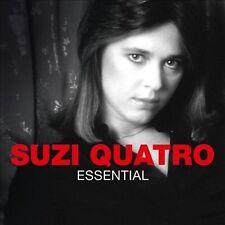 SUZI QUATRO Essential CD BRAND NEW The Best Of