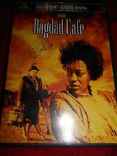 """""""BAGDAD CAFE"""" DVD Signed/Autographed by CCH Pounder"""