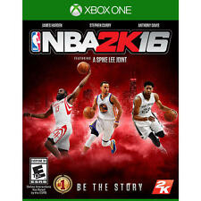 NBA 2K16. Xbox One. Complete. Free Shipping. Basketball. Fast Shipping