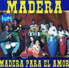 "MUSIC OF VENEZUELA - Grupo Madera ""Madera Para El Amor"" * NEW SEALED CD"